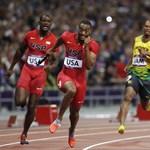 Doppingolással vádolják Bolt legyőzőjét, Justin Gatlint
