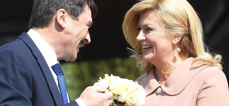 Ezzel a politikusnővel még szorosabbra fűzzük a viszonyt Horvátországgal