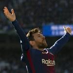 Messi felépült a combsérüléséből, keddtől újra pályára lép