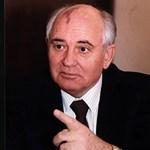 Gorbacsov egyszer csak betoppant Thatcherhez