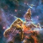 12 káprázatos fotó: válogatás a NASA archívumából