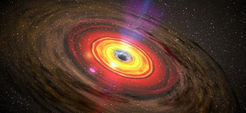 Ma megláthat egy fotót az emberiség egy valódi fekete lyukról