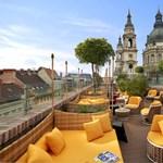Ez a pesti hotel a világ legjobbja