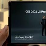 Videó: Megmutatta az LG, milyen lehet a feltekerhető kijelzős telefonja