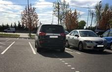 Parkolásból ez az autós nem okosabb, mint egy ötödikes