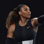 Serena Williams majdnem belehalt a szülési utáni komplikációkba