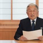 Két évszázada nem történt ilyen a japán császári házban