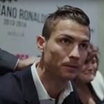 Nincs magányosabb annál, ha te vagy a világ legjobbja - Ronaldo közelről