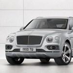Az első zöld rendszámos Bentley 39 kilométert tud megtenni elektromosan