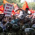 Gazdasági krízist okozhat a kínai-japán konfliktus