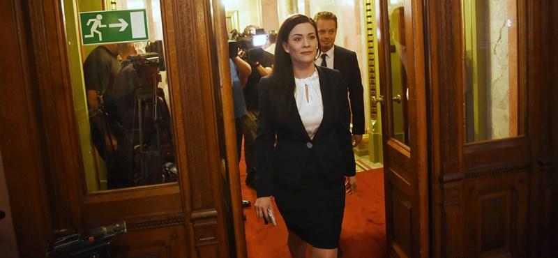 Demeter Márta a vádemelés után: Nem tudnak megfélemlíteni