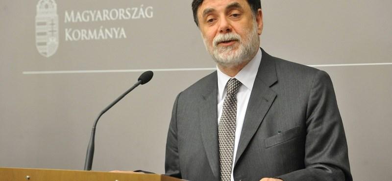 Washingtonba ingázva lobbizik a magyarokért Fellegi Tamás