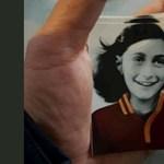 Antiszemita akcióhoz használták Anne Frank képét a Lazio ultrái