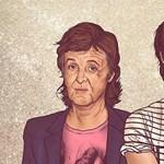Paul McCartney luxusközreműködő egy készülő lemezen