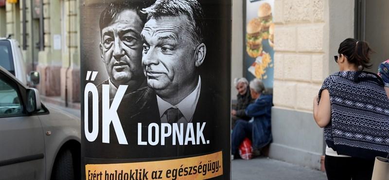 """""""Pártok tiltott támogatásáról"""" szóló kétharmados törvényt írt a Fidesz"""