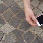 Videó az első éles ejtéstesztről: iPhone 5 vs Galaxy S III