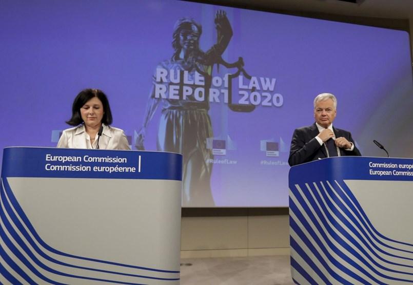 Igazságszolgáltatás, sajtó, korrupció – Brüsszel szerint itt sérül a jogállamiság Magyarországon