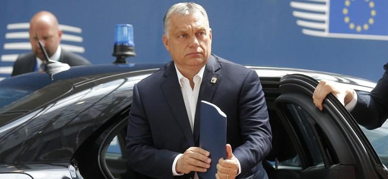 Épp azért küzd az EB új elnökjelöltje, amit Orbánék csuklóból leszavaztak