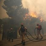 Polgármester és kormányzó ellen is vádat emeltek a 100 áldozatot követelő görögországi tűzvész miatt
