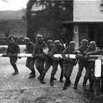 Álruhás németek besétáltak egy rádióba, és kirobbantották a második világháborút