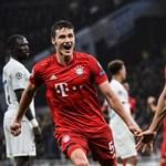 Hét gólt rúgott a Bayern München a BL-döntős otthonában