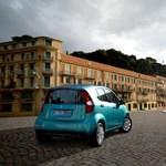 Top 10 mini autók Magyarországon 2011-ben