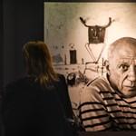 Vasárnapig menjen fel a Várba, ha még látni akarja a Picasso-kiállítást!