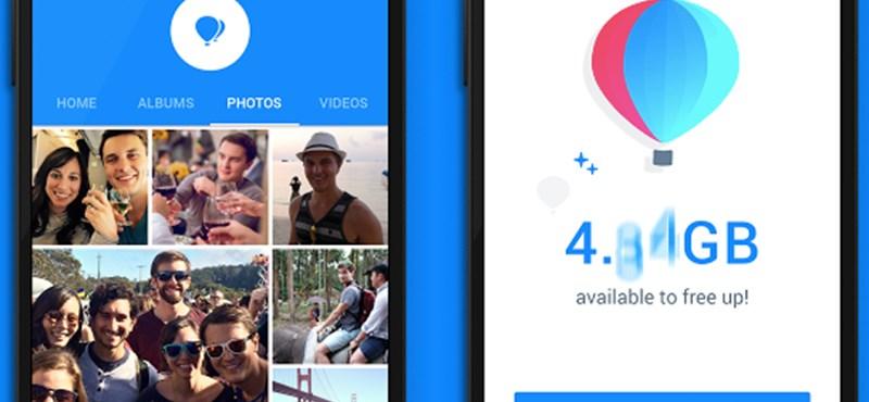 Felszabadul mobilja tárhelye: ezzel minden fotót és videót biztonsággal tárolhat