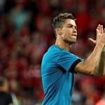 Egyre biztosabbnak tűnik, hogy Ronaldo lelép Madridból