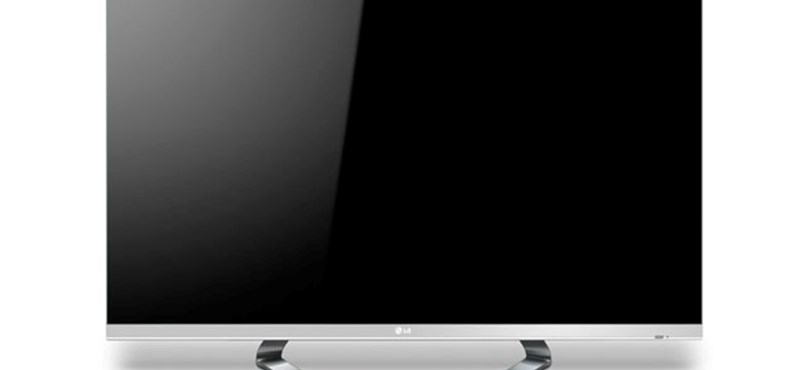 Kipróbáltuk: mindent tudó LG Cinema Smart 3D TV (LG 47LM671S)
