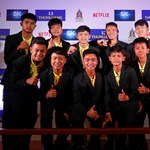 Filmet készít a barlangban rekedt thai focicsapatról a Netflix