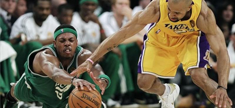 Megvédte bajnoki címét a Los Angeles Lakers