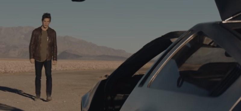 Olyan autót épít a DeLorean, ami még jobban passzol a Vissza a jövőbe-filmekhez