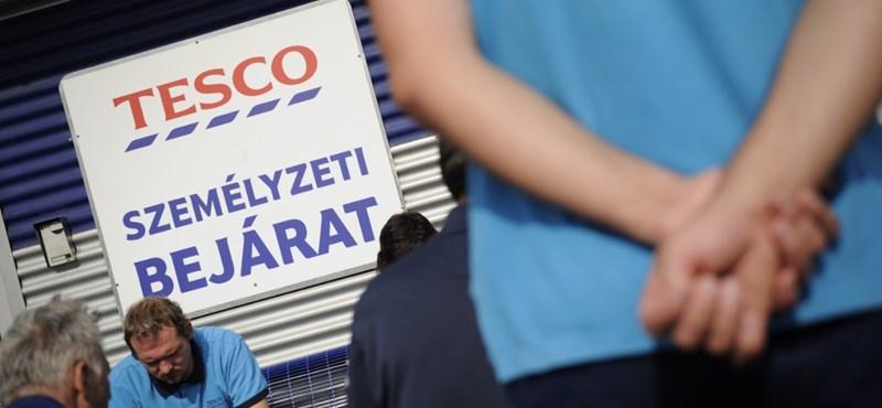 Megegyezett a Tesco a szakszervezetekkel, itt a részletek