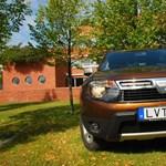 Dacia Duster teszt: nyugodtan románozzatok le