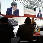 Így váltott olasz fokozatba az Audi