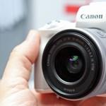 Kicsi a bors, de erős: itt a Canon tükör nélküli új fotómasinája
