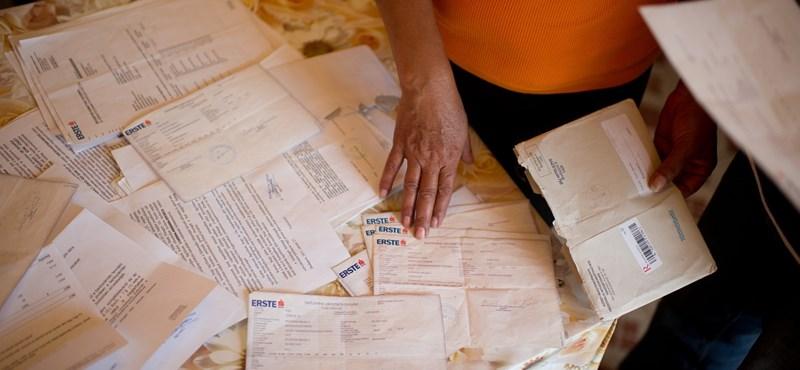Eladósodott a lakosság fele, sokaknak van egyszerre több hitelük
