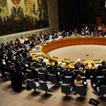 Az ENSZ-nél nyomta fel Irán az USA-t