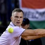 Párosban is kiesett Fucsovics a Roland Garroson