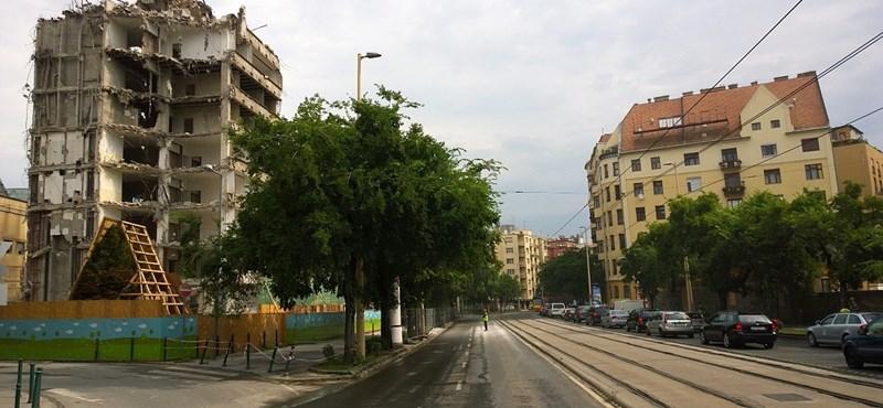 1,9 milliárddal nyomja meg a kormány a Margit körúti grund rendezését