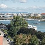A Petőfi hídról esett a Dunába