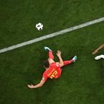 Belgium bevállalta: csoportelsőként lép a 16 közé