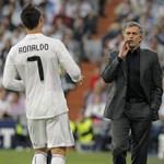 Mourinho szerint Cristiano Ronaldónak jár az Aranylabda