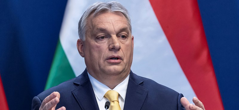 Orbán Viktor bejelentett valamit vírusügyben - csak nem lehetett hallani