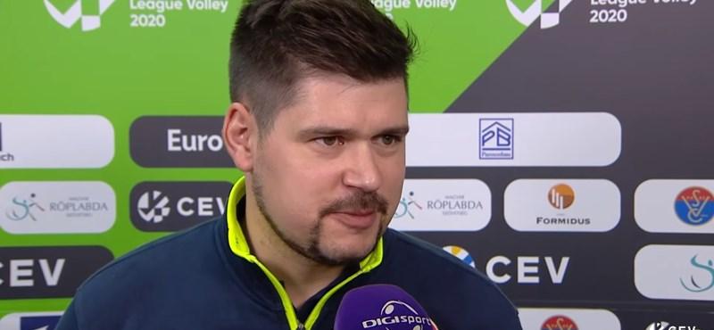 A Vasast BL-főtáblára vezető Jakub Gluszak lett a női válogatott szövetségi kapitánya
