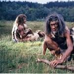 Lábnyomok árulkodnak egy hatalmas őslajhár és az ősemberek közötti küzdelemről