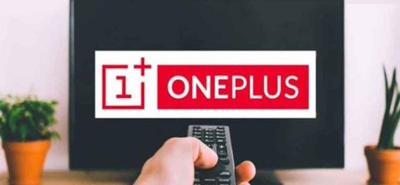 Kiderült, mi lesz a neve a OnePlus okostévéjének – nem kreatívkodták túl a dolgot