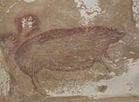 Nem találtak még ennél ősibb, állatot ábrázoló barlangrajzot