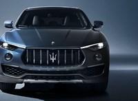 Itt a Maserati első hibrid divatterepjárója, mindent megtudtunk róla